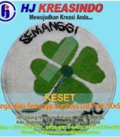 HJKREASINDO-KESET-BUNGA-HIJAU-SEMANGGI-SUROBOYO-LIST-PUTIH-50X50-300x300