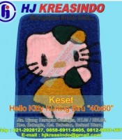 HJKREASINDO-KESET-HELLO-KITTY-KUNING-BIRU-40X60-300x300