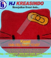 HJKREASINDO-KESET-HELLO-KITTY-MERAH-47X50-300x300